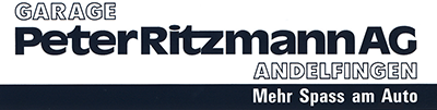 Garage Peter Ritzmann AG Logo